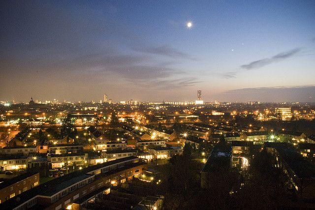 Tilburg City ☆ Netherlands ☆ by chrisdewit85, via Flickr