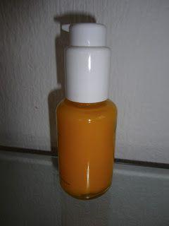 Moderná alchymistka: Balzam po opaľovaní s mrkvovým olejom