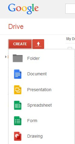 Google Drive 101 - a quick introduction to this useful classroom tool.