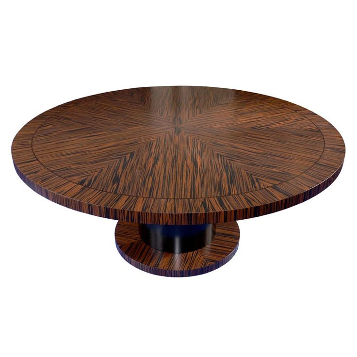 Deco Dining Table by Anton Gerner - bespoke contemporary furniture melbourne
