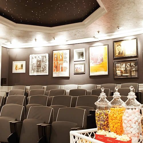 Creating A Home Theater Room: 17 Best Images About Home Decor Media Room On Pinterest