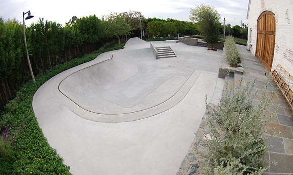 Backyard Skatepark Ideas : Backyard skate parks (? Pillar Design Studios LLC)