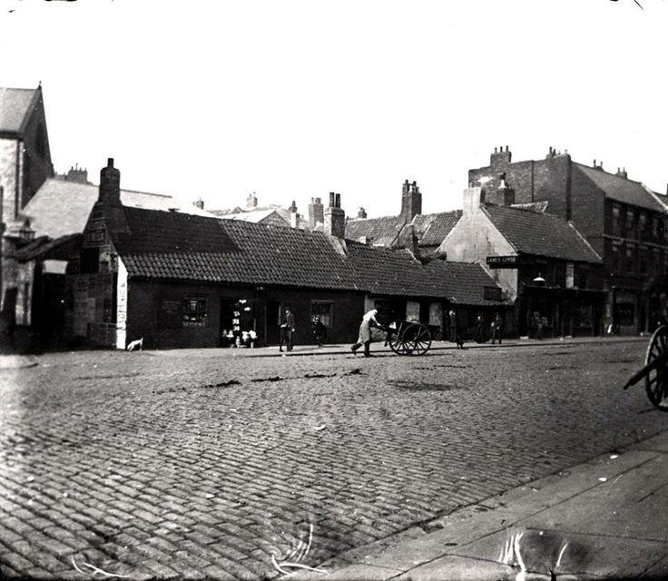 Percy Street 1907