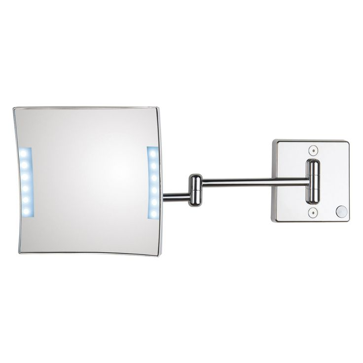 25+ best ideas about Mirror with led lights on Pinterest Mirror vanity, Teen vanity and Led ...
