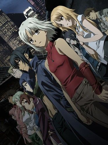 canaan anime episodes | CANAAN - Watch CANAAN Anime Episodes Online