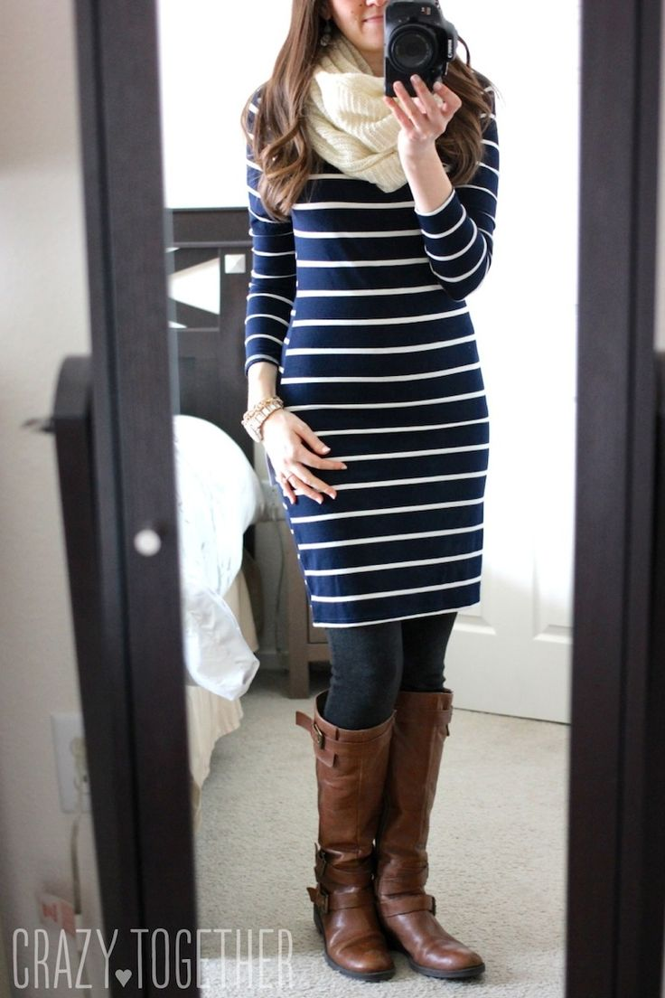Oh my goodness I love this dress!!! In this color!!! It's exactly my style. Pretty please send this to me! (Whitnee Button Neck Striped Shift Dress from Loveapella - February 2015 Stitch Fix Review)