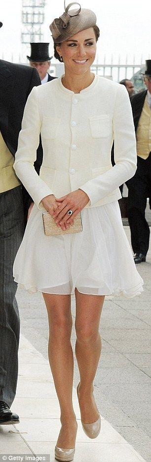Duchess of Cambridge, Kate Middleton, in Ralph Lauren
