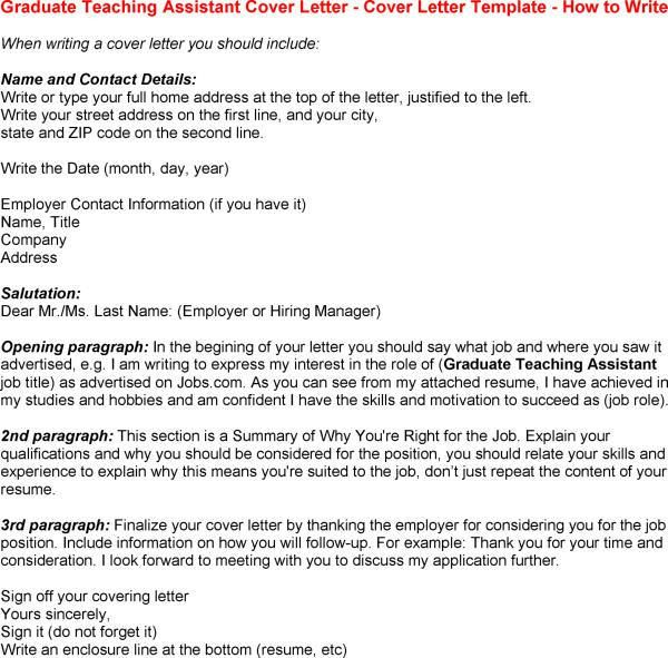 Die besten 25+ Teaching assistant cover letter Ideen auf Pinterest - how to write a cover letter to a company