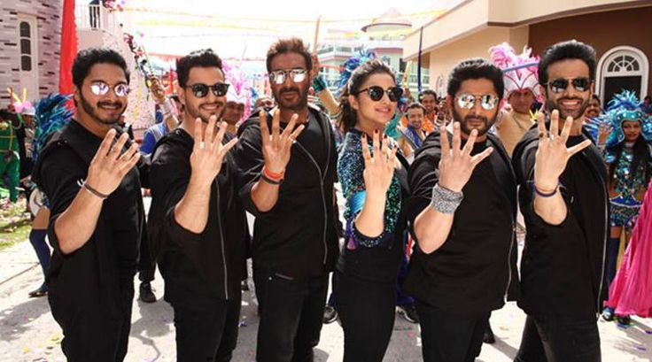 Golmaal Again steamrolls competition at the Bollywood box office - The Indian Express #757Live