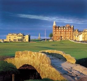 St. Andrews in Scotland