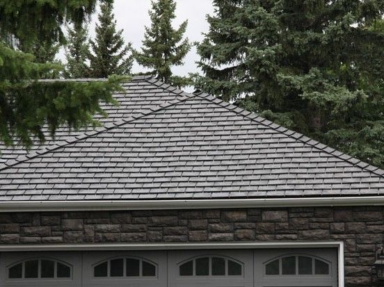 Heritage Slate Rubber Roof Product | Slate Roofing | Slate Shingles | Euroshield Roofing