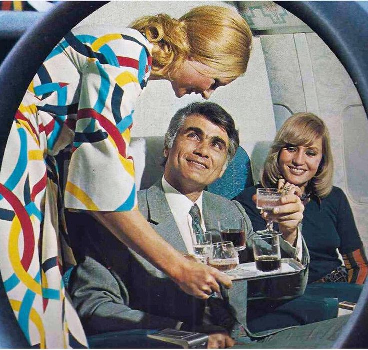 Olympic Airlines ad from the 70's