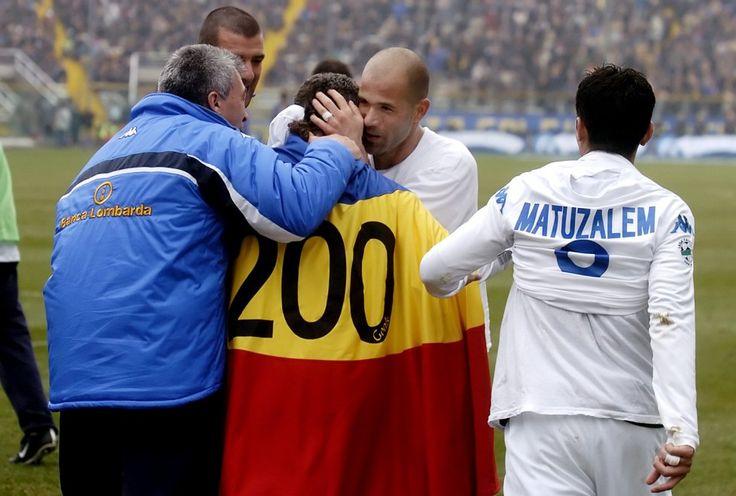 I 50 anni di Baggio: al Tardini di Parma il gol numero 200