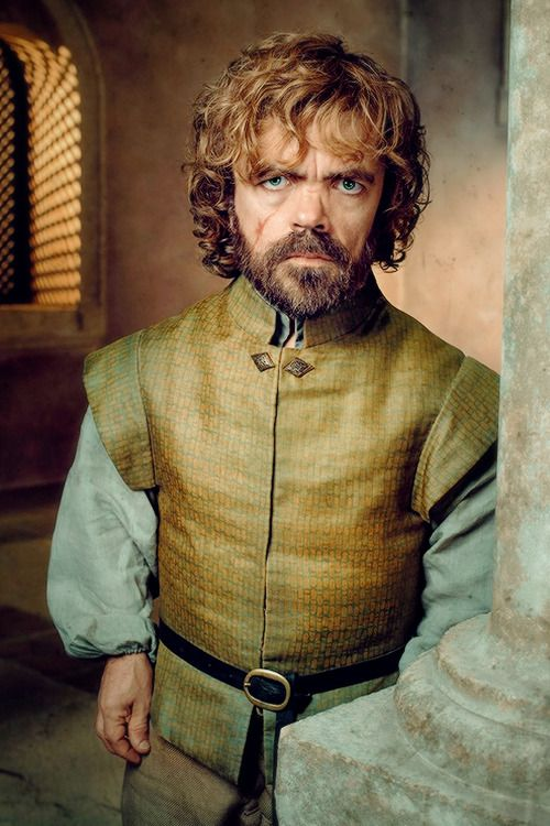 Peter Dinklage as Tyrion Lannister for Entertainment Weekly
