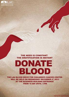 Die besten 25 blutspende poster ideen auf pinterest for Tattoos and giving blood