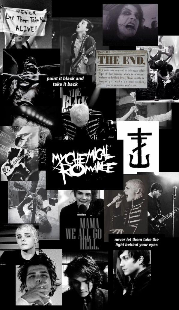 My Chemical Romance My Chemical Romance Wallpaper My Chemical Romance Band Wallpapers
