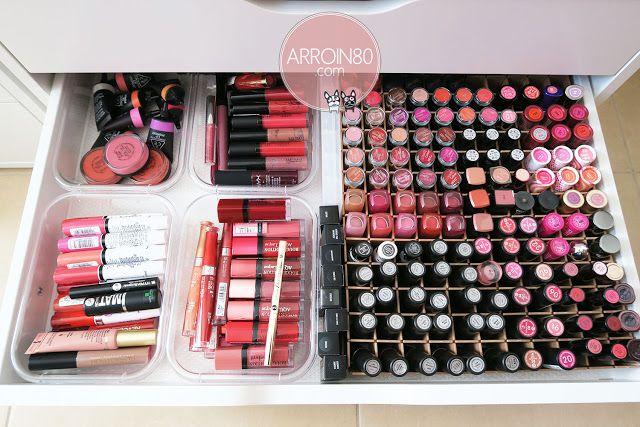 Mi colección de maquillaje | arroin80