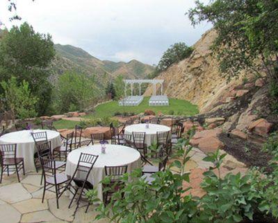 Louland Falls Outdoor Wedding And Reception Venue Utah