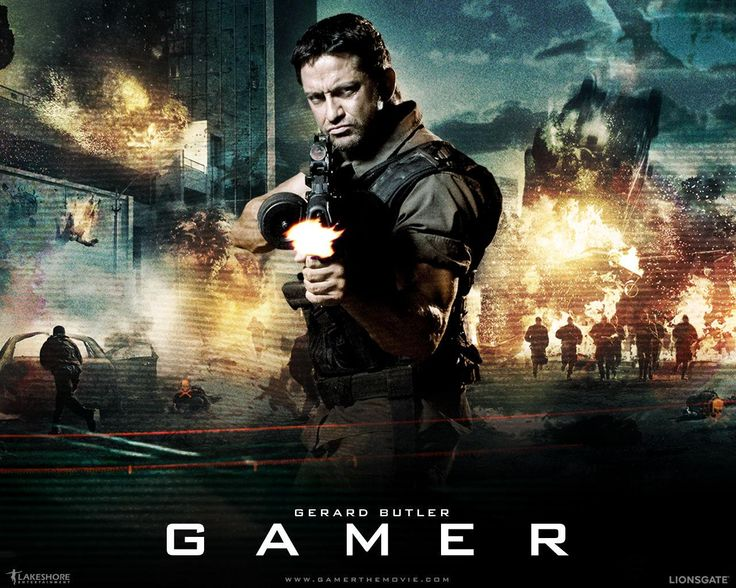 Science fiction movies Gamer