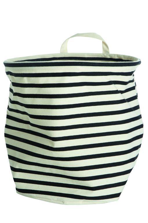 Textilní košík Stripes | Nordic Day