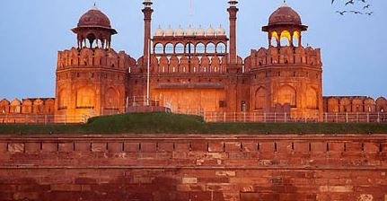 Delhi is the capital city of India. When you visit India dont miss to see this wonderful place called Red Fort in Delhi. Here is the link where you can find few other must see places in Delhi: http://www.indiaunimagined.com/places-to-visit-in-delhi/