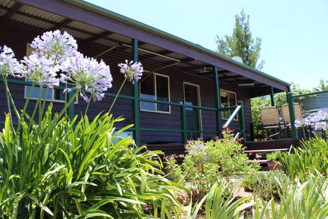 Serendipity Cottage rural location, a Little Hartley House | Stayz
