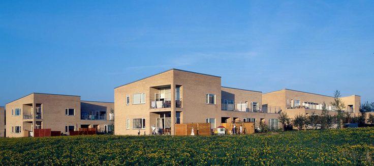 Terraced houses in Holbæk :: Henning Larsen Architects