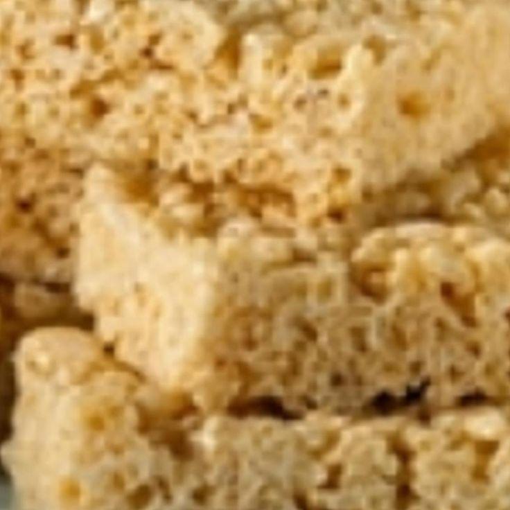 The original rice krispies treats recipe rice krispies for Best rice krispie treats variations