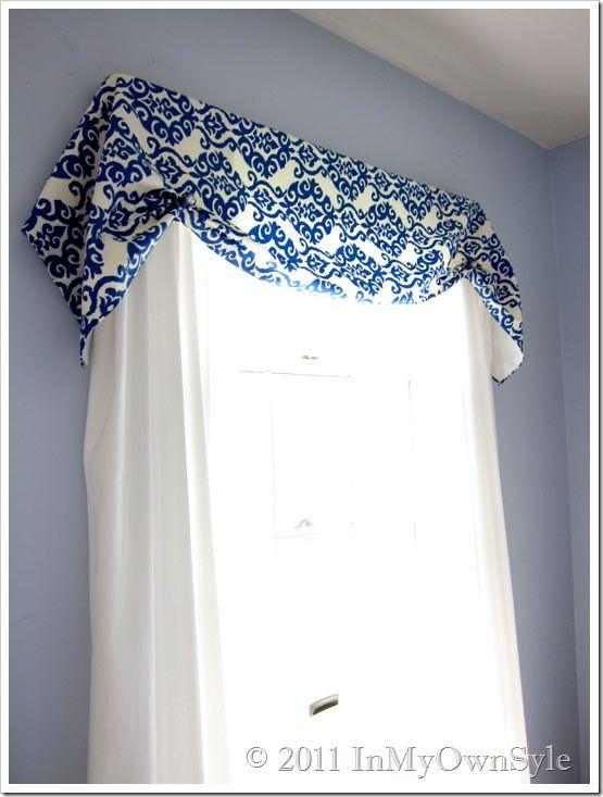 1000 Images About Curtains On Pinterest Window Valances