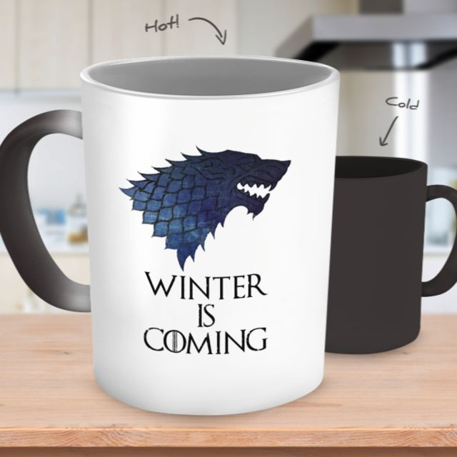 After all, winter IS coming.