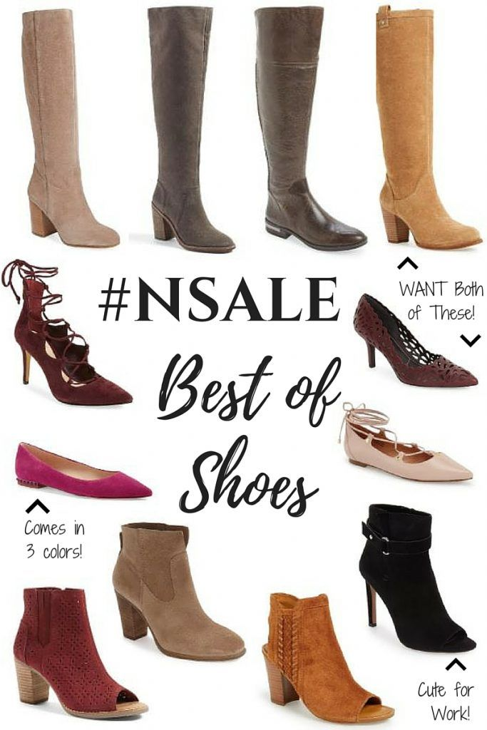 Nordstrom Anniversary Sale Picks | Riding Boots | Booties |  Heels |  Flat Shoes | Lady in Violet | Houston Blogger