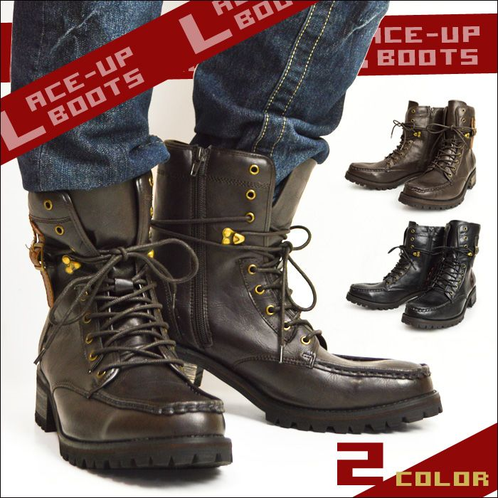 【楽天市場】【到着後レビューで5,980円】メンズ ブーツ メンズブーツ レースブーツ ワークブーツ ロング Danner ダナー REDWING レッドウイング好きに Men's Boots 人気 メンズ 靴 6915/P06Dec14:ShoeSquare(シュースクエア)