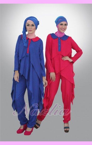 Cotton on Twice - Butik Baju Muslim Online ~ Nazlia.Com