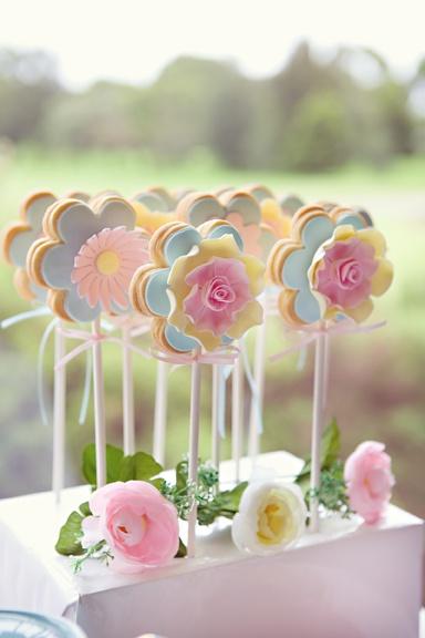 Bouquet de cookies