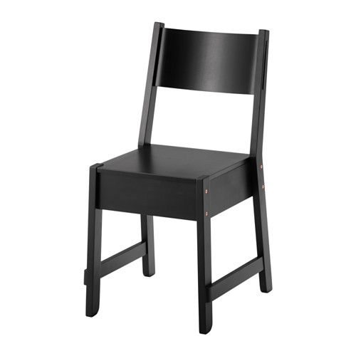 IKEA - NORRÅKER, Chair, Durable and hard-wearing.  Meets the requirements on furniture for public use.You can stack the chairs, so they take less space when you