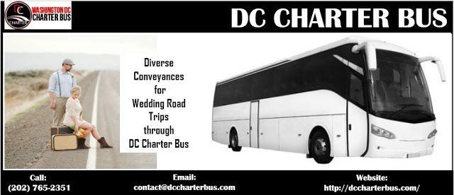 DC Charter Bus Service: Diverse Conveyances for Wedding Road Trips through...