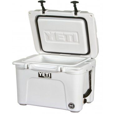 BOTE + YETI = BAD ASS BOTE only uses the best materials so it would make sense that a BOTE Board should be rigged with the best coolers! The 35Qt. YETI® Cooler can be attached to the board up under th