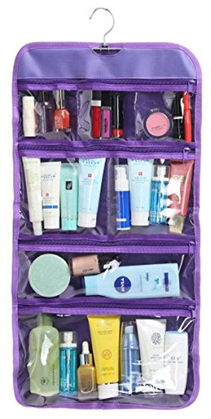 25 Best Ideas About Clear Toiletry Bag On Pinterest
