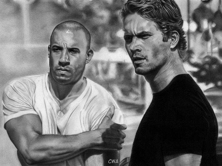 Paul Walker Pablo: My Tribute To Paul Walker From Fast & Furious, These
