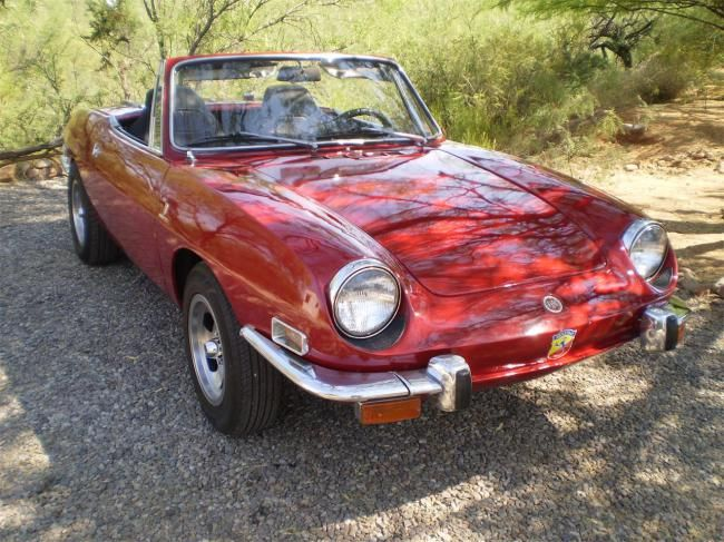 1971 Fiat Sport 850 in Tucson Arizona