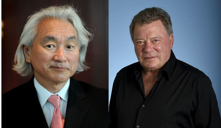 'William Shatner interviewed scientists, innovators, and celebrities who talked about the positive message of Star Trek. In stark contrast to so much of the science fiction genre, Star Trek offered an extremely positive view of the future.'  - Kim McLendon  'Star Trek's' William Shatner Interviews Physicist Michio Kaku: 'The Universe Is A Symphony' All Is Music:
