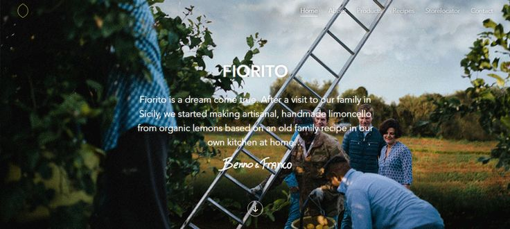 Today we have for you a selection cool websites : Fiorito, I Love Creatives, Fieldwork, Milwakee Kayak and Premier League.