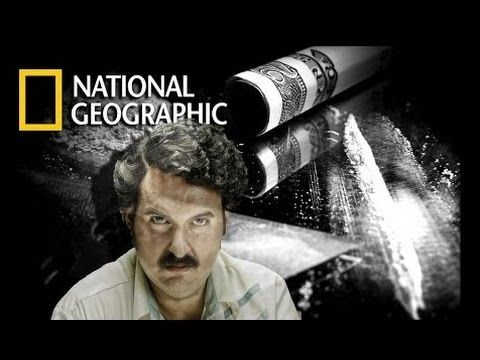 National Geographic  - Pablo Escobar: The King of Coke | Drug Documentar...