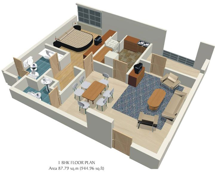 Best 25+ One bedroom flat ideas on Pinterest | 1 bedroom flat, One ...