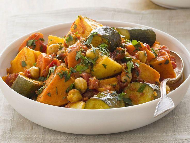 Gemüseeintopf auf marokkanische Art