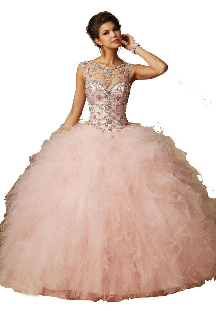 15 Must-see Pink Quinceanera Dresses Pins | Princess dresses ...