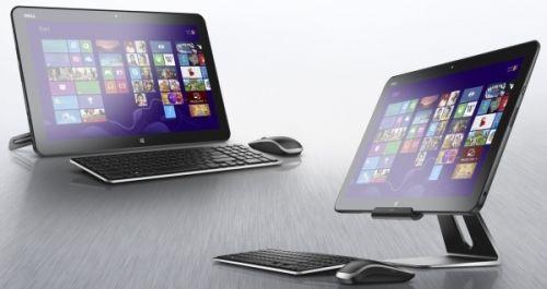 Моноблок Dell XPS 18 Touch. Небольшой обзор с картинками