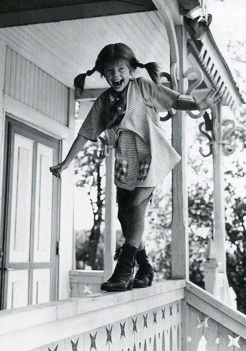 Pippie Longstockings