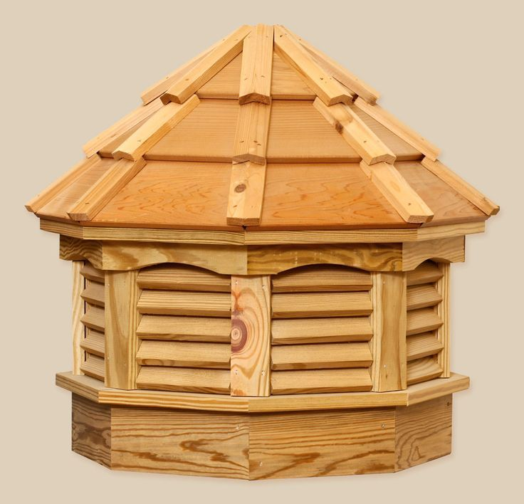 Octagonal cupola plans google search cupola pinterest for Roof cupola plans
