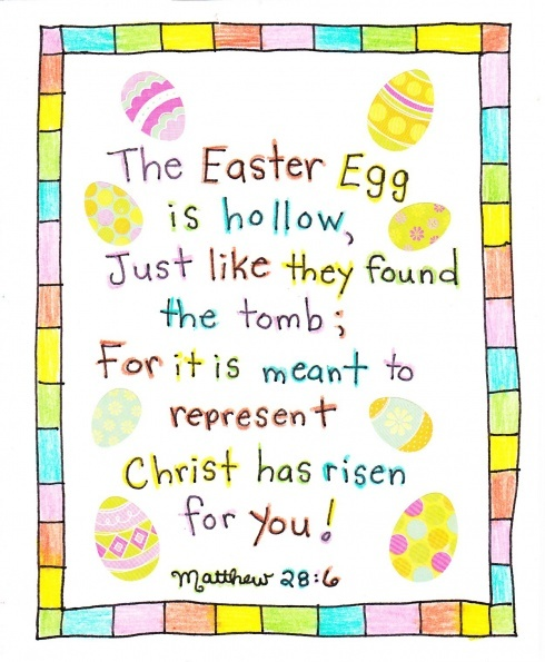 Love this  Page includes a printable tag that can be used inside our Easter goodie bags